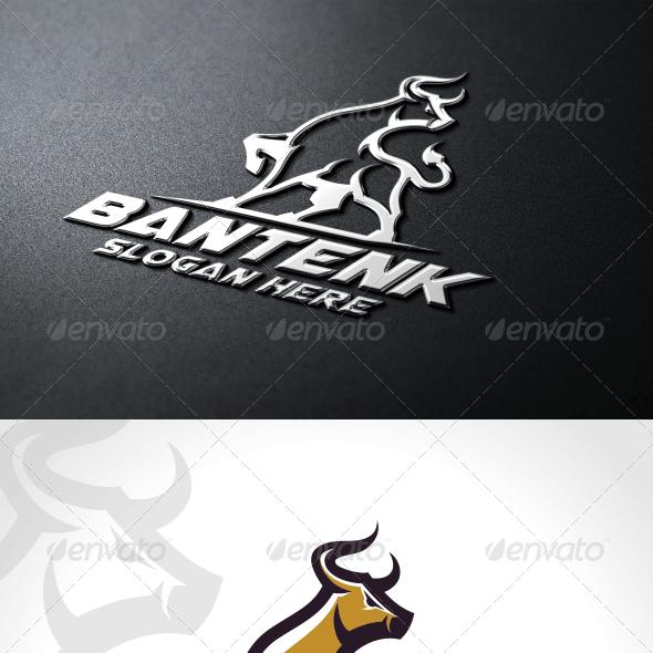 Bantenk Logo Template