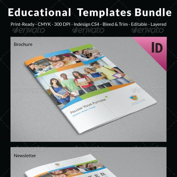 Educational Templates Bundle