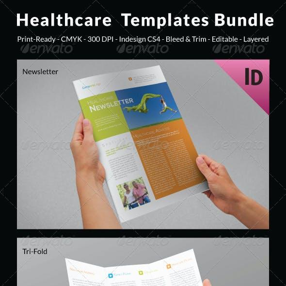 Healthcare Templates Bundle