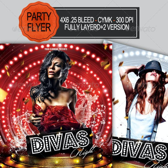 Divas Night Party