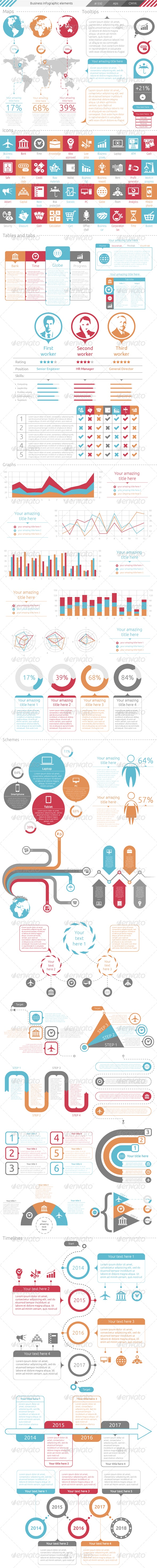 Business - Infographics