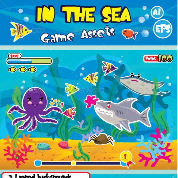 In The Sea Game Assets