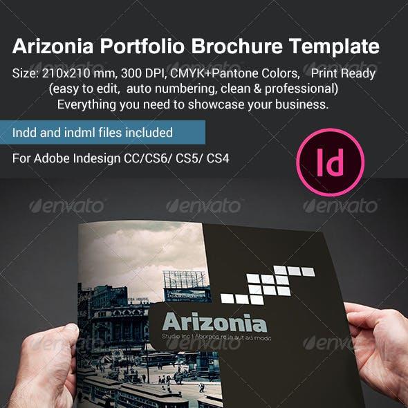 Arizonia Portfolio Brochure Template