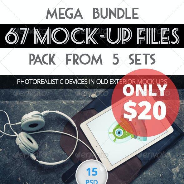 67 Mock-Up - First Bundle