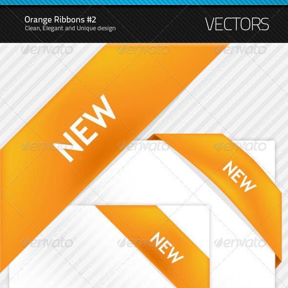 New Orange Ribbon #2