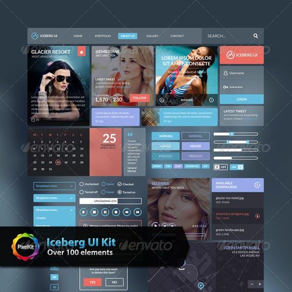 Iceberg UI Kit