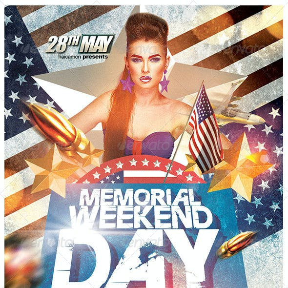 Memorial Day Weekend Party