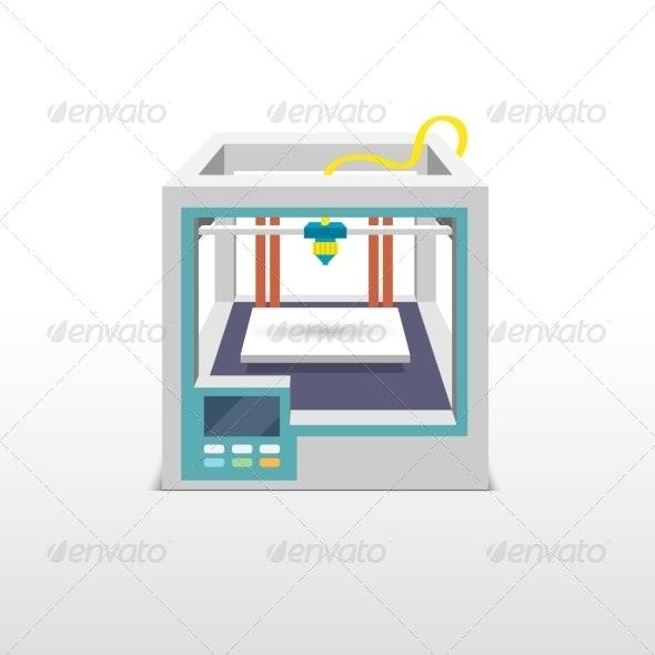3D Printer - Computers Technology
