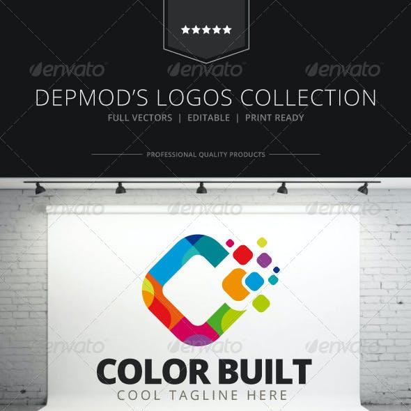 Color Built Logo