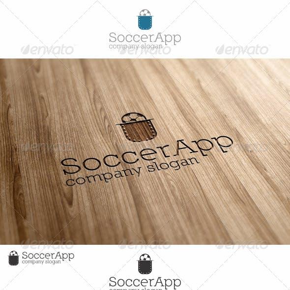 Pocket Soccer App Logo