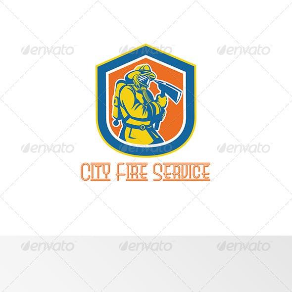 City Fire Service Logo