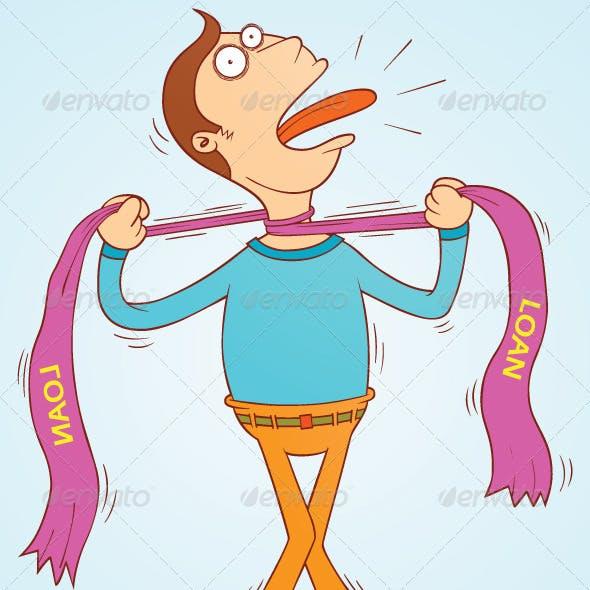 Strangling Loan