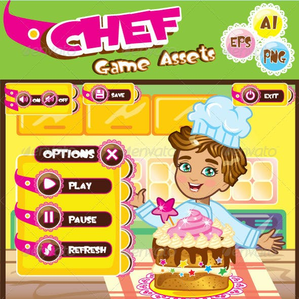 Chef Games Assets