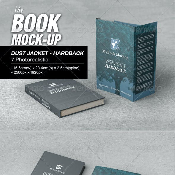 DJ Hardback 01 Mock-up