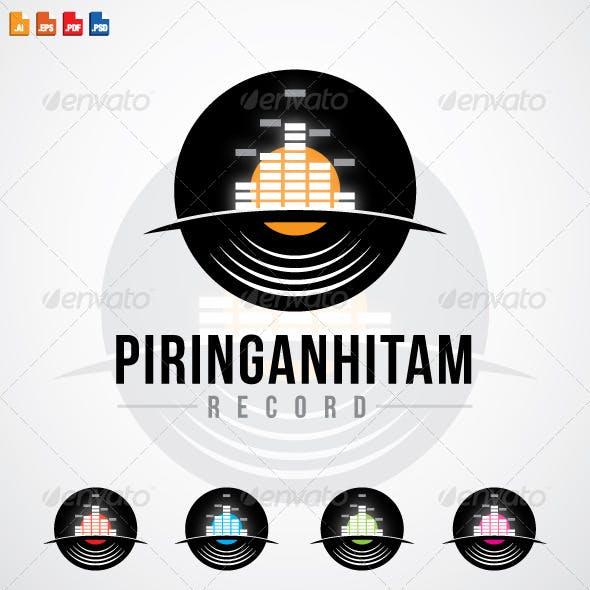 Piringanhitam Record Logo