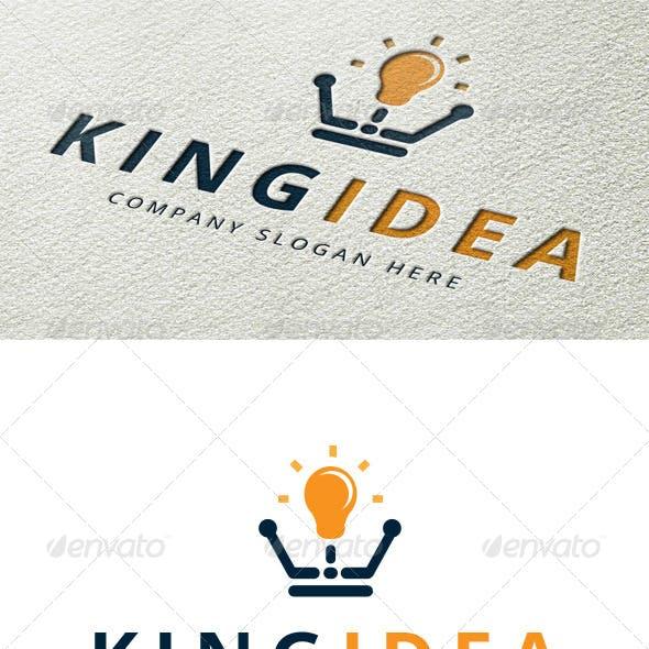 King Idea Logo