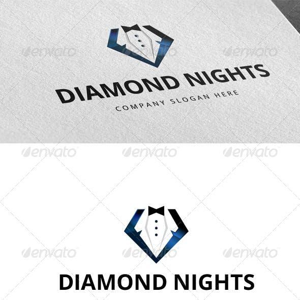 Diamond Nights Logo