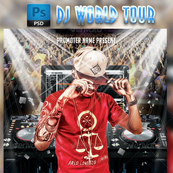 DJ World Tour