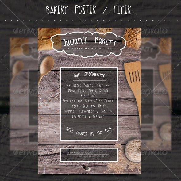 Bakery Flyer / Poster