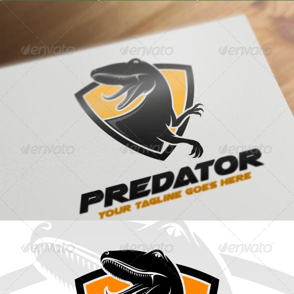 Predator Logo Template