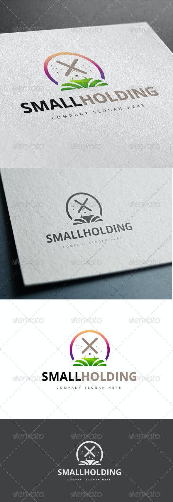Smallholding Logo - Logo Templates