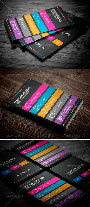 Creative Designer Business Card Vol. 03 - Creative Business Cards