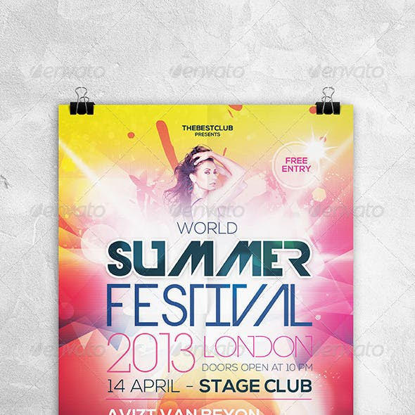 World Summer Festival