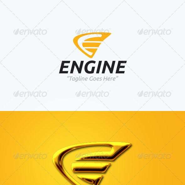 Engine | Logo