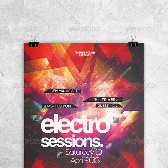Electro Sessions Vol. 01