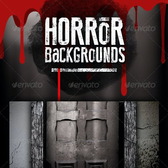 5 Horror / Creepy Backgrounds