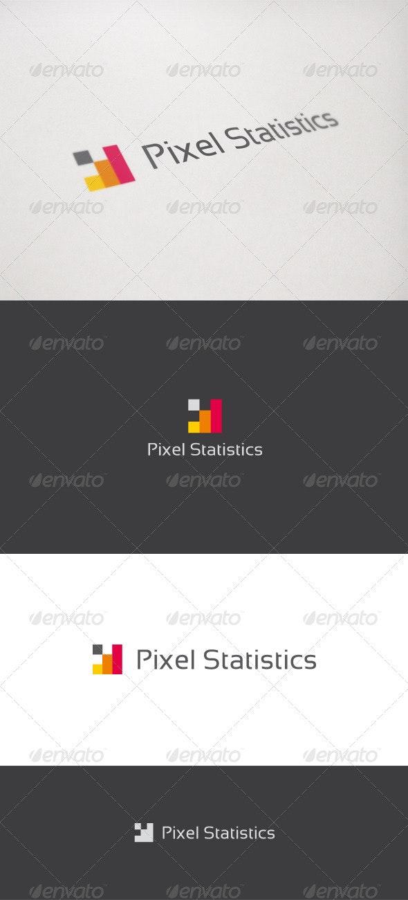 Pixel Statistics - Symbols Logo Templates