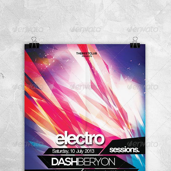 Electro Sessions Vol. 03