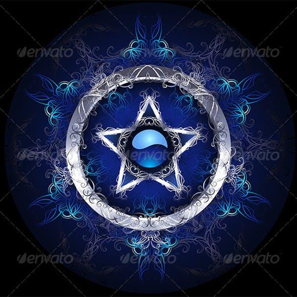 Mystic Blue Star