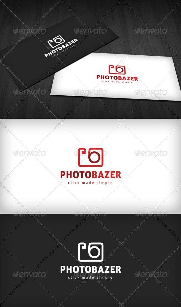 Photobazer Logo - Objects Logo Templates