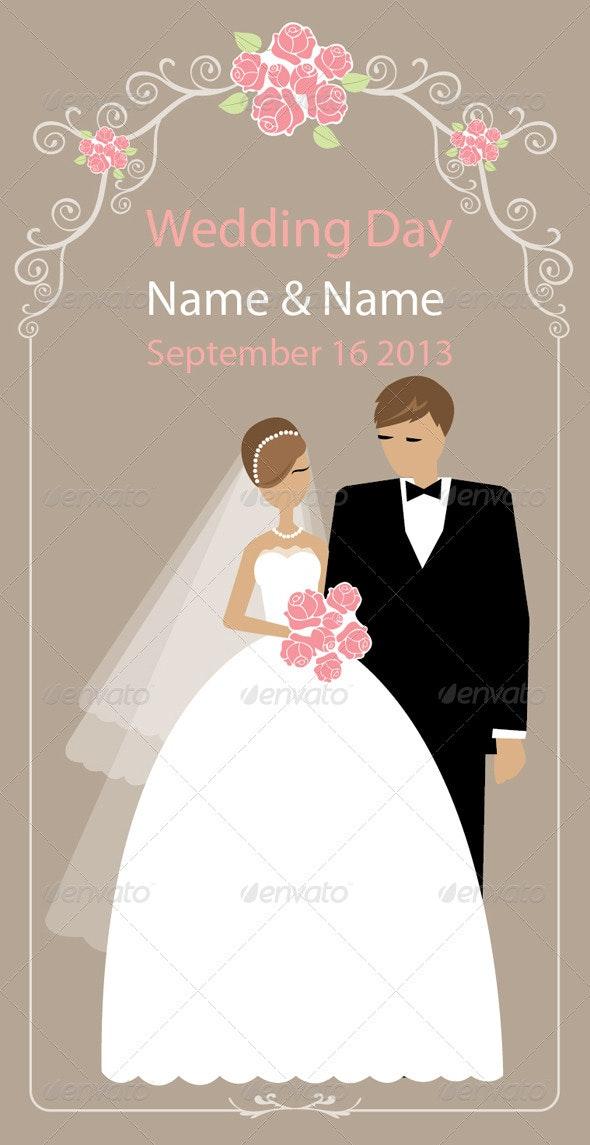Wedding Cards  - Weddings Seasons/Holidays