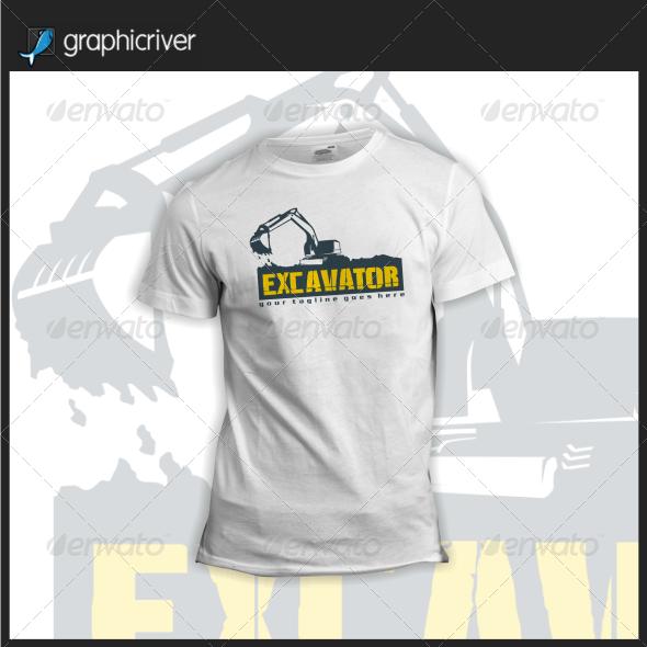 Excavator T-Shirts