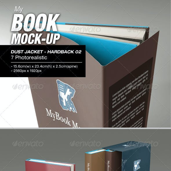 DJ Hardback 02 Mock-up