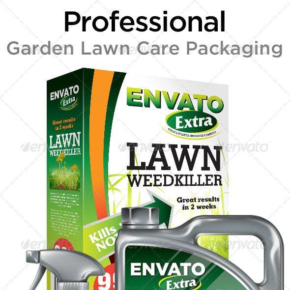 Garden Lawn Care Range