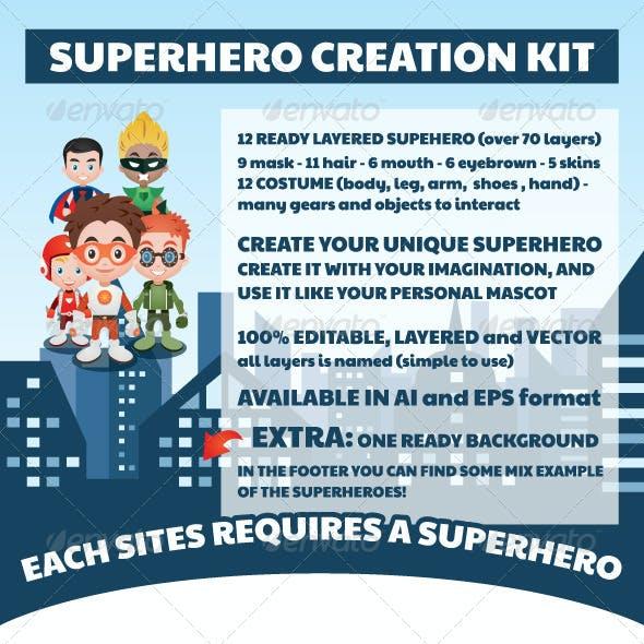Superhero Creation Kit