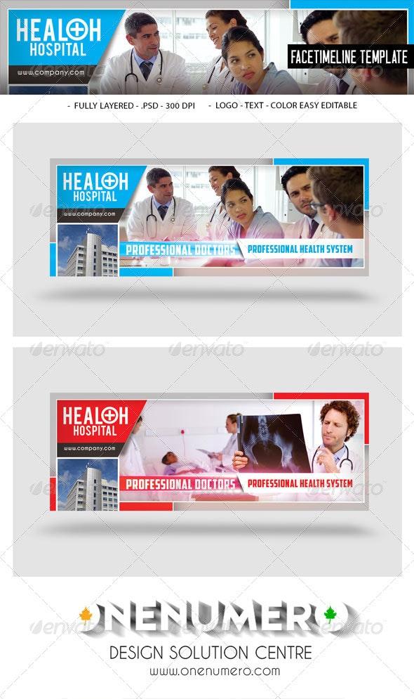 Health Hospital Facetimeline - Facebook Timeline Covers Social Media