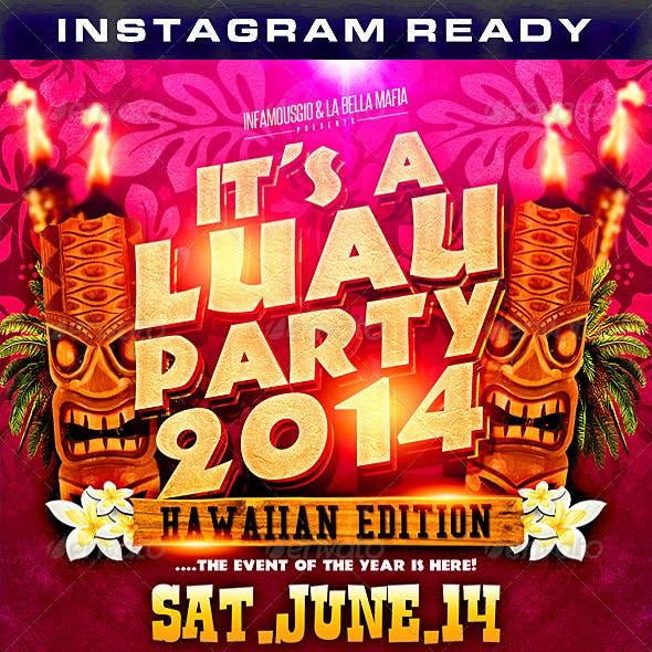 Luau Party 3