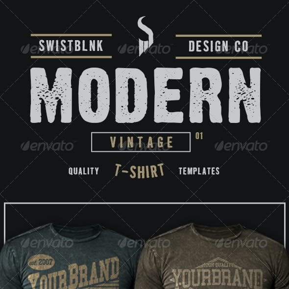 T-shirt Designs from GraphicRiver