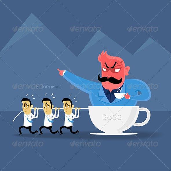 Bad Boss Coffee