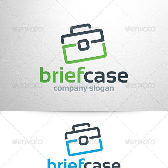 Briefcase Logo Template