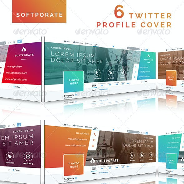 Softporate - Twitter Profile Cover