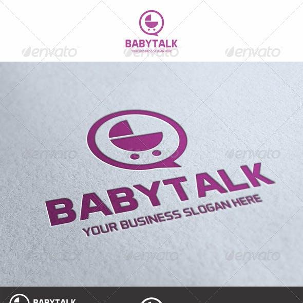 Baby Talk - Multipurpose Logo