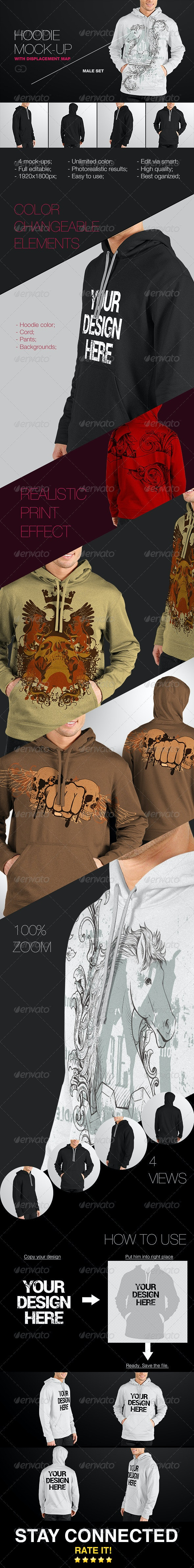 Hoodie mock-up - Miscellaneous Apparel