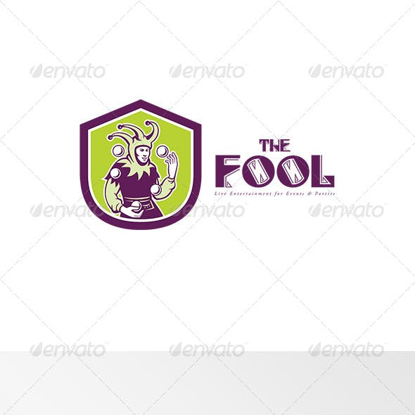 The Fool Live Entertainment for Events Logo
