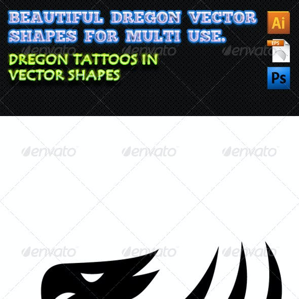 Dragon Tattoos 01