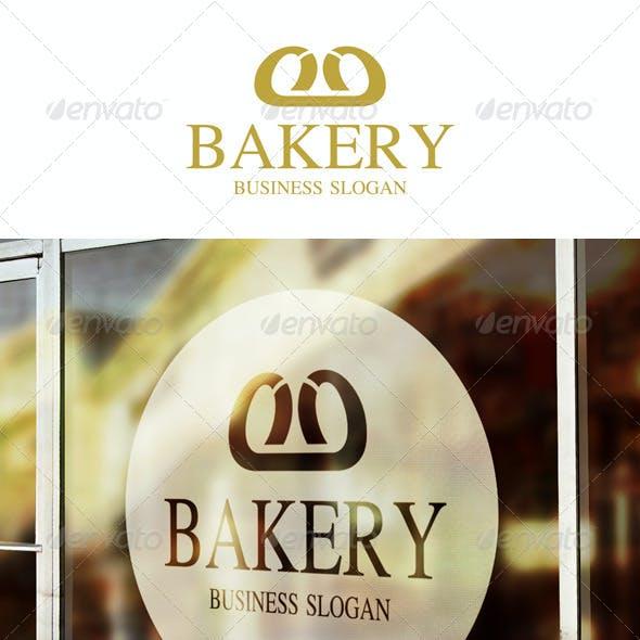 Bakery Bread Logo Template